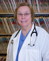 Mary Ann Hendrix, CFNP